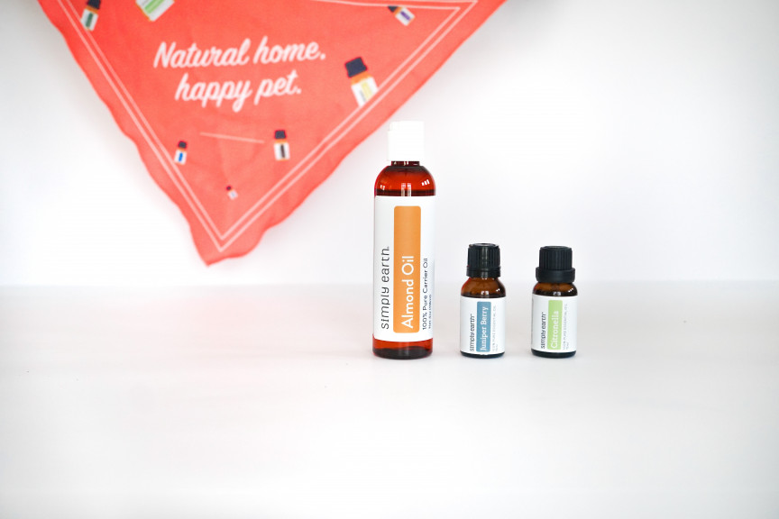 Essential oil insect repellent ingredients