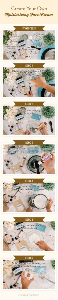 DIY Moisturizing Face Cream