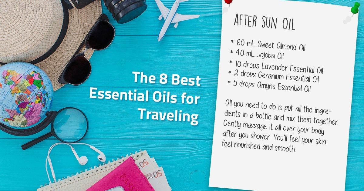 after sun essential oil recipe
