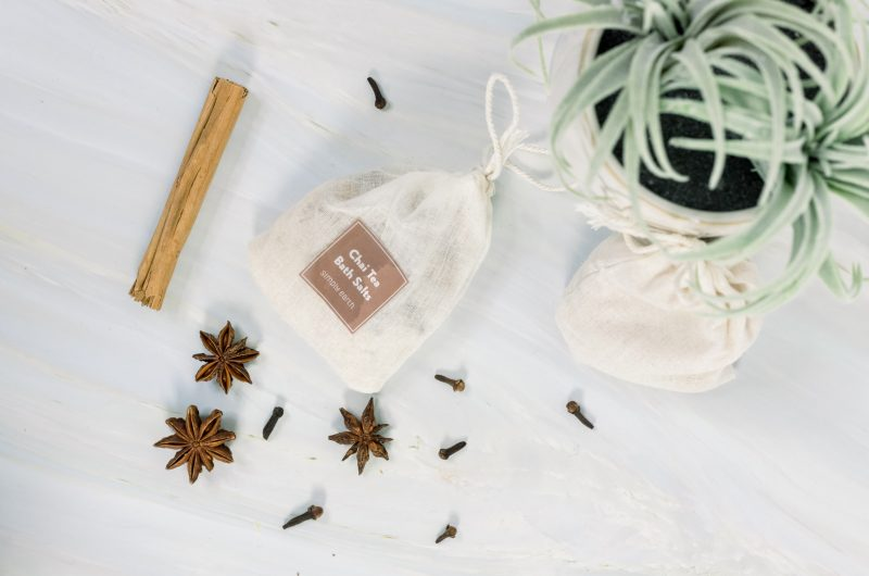 Chai Tea Bath Salts Recipe And Its Benefits