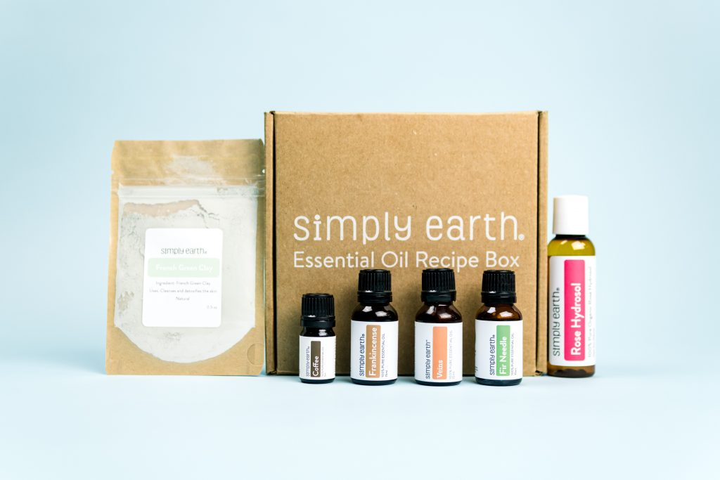 february essential oil recipe box