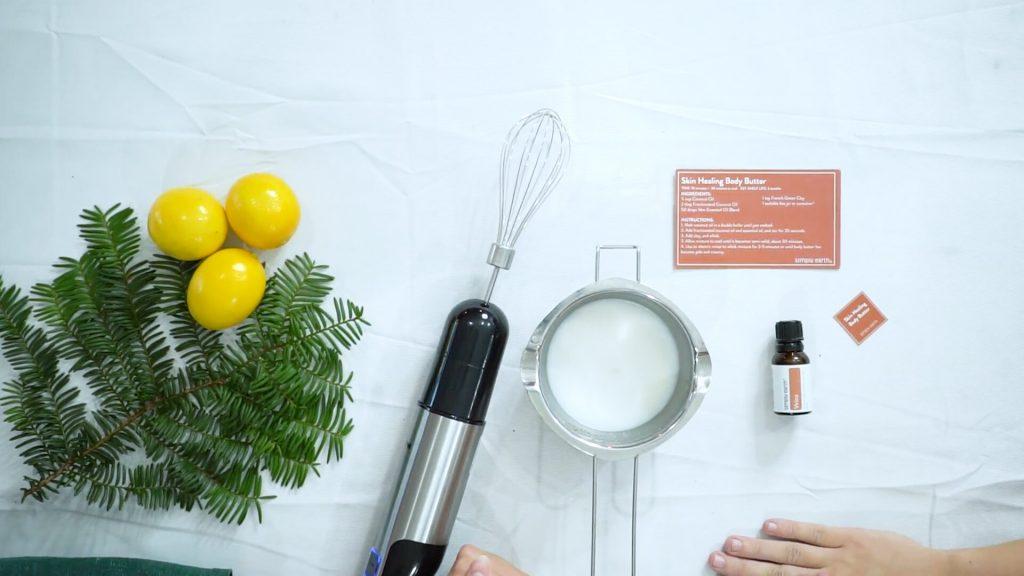 recipe for body butter 4