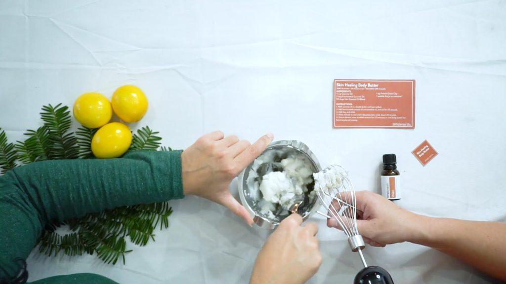 recipe for body butter 5