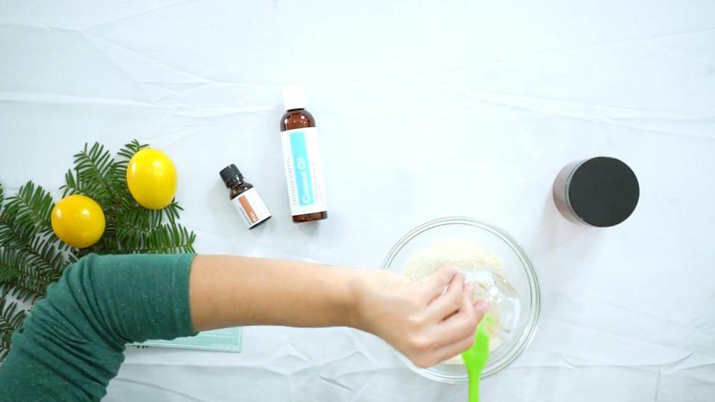 varicose veins home remedy, Veins Sugar Scrub