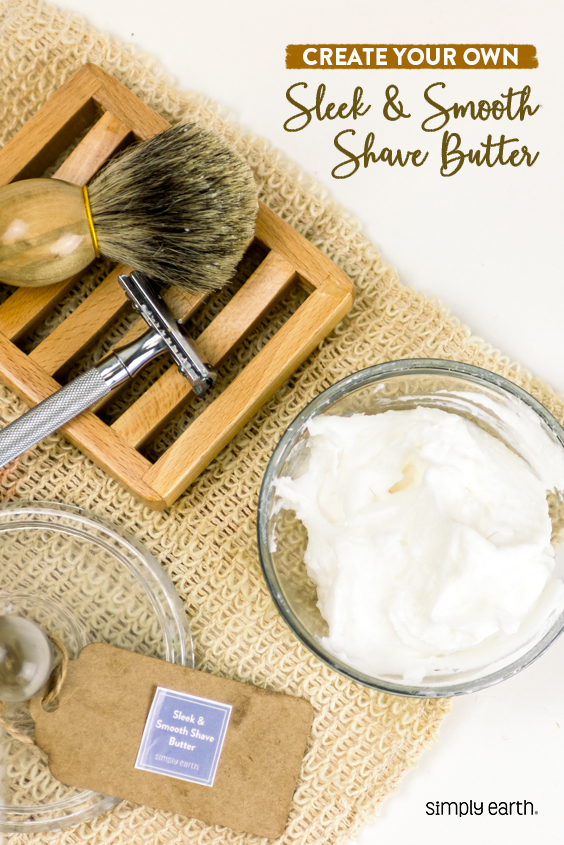 shave butter recipe