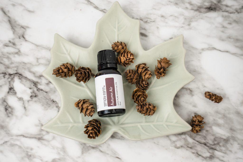 essential oils for fall, autumn air