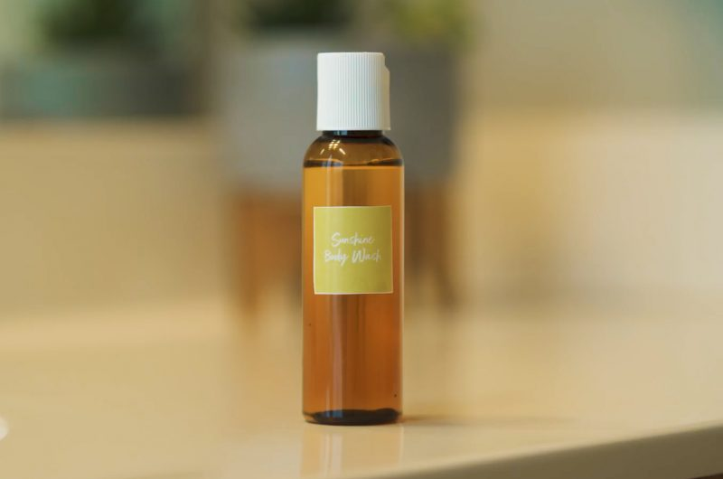 Try This DIY Body Wash For A Cheery Morning Shower
